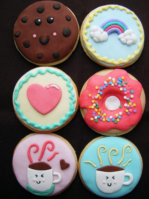 Easy Cookie Decorating Inspirations For Holidays Family