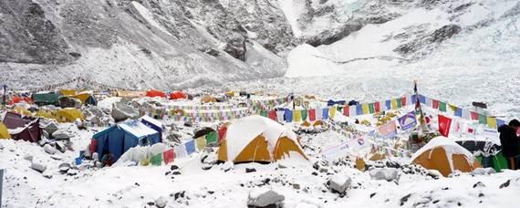 Mount Everest, Highest Mountain on Earth (11)