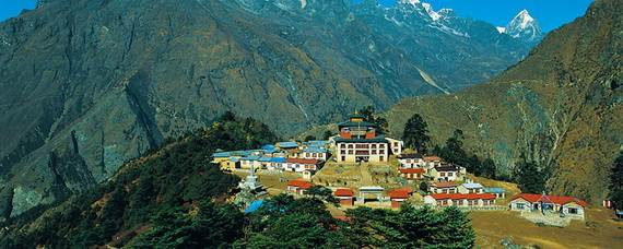 Mount Everest, Highest Mountain on Earth (15)