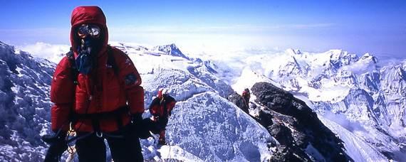 Mount Everest, Highest Mountain on Earth (18)