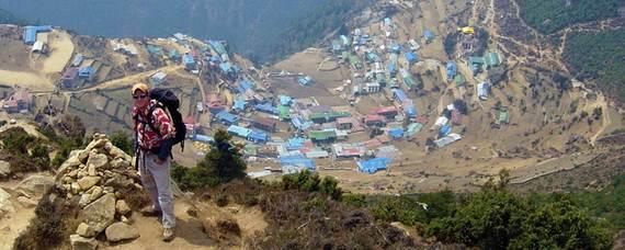 Mount Everest, Highest Mountain on Earth (20)