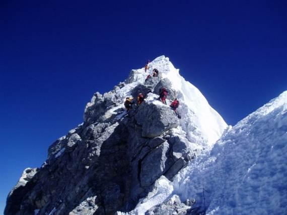 Mount Everest, Highest Mountain on Earth (3)
