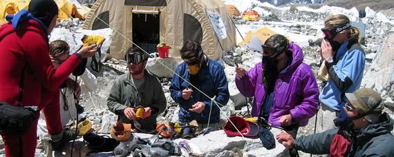 Mount Everest, Highest Mountain on Earth (33)