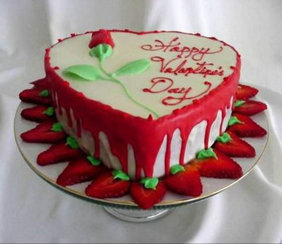 Valentines Day Cake Decorating Ideas Family Holiday Net Guide To