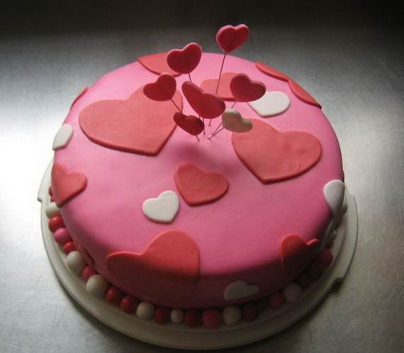 Valentine S Day Cake Decorations : Valentines Day Cake Decorating Ideas - family holiday.net ...