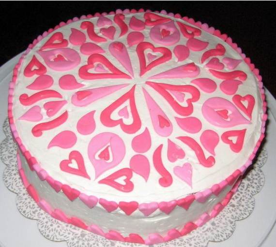 Cake Decorating For Valentine S Day : Valentines Day Cake Decorating Ideas - family holiday.net/guide to family holidays on the internet