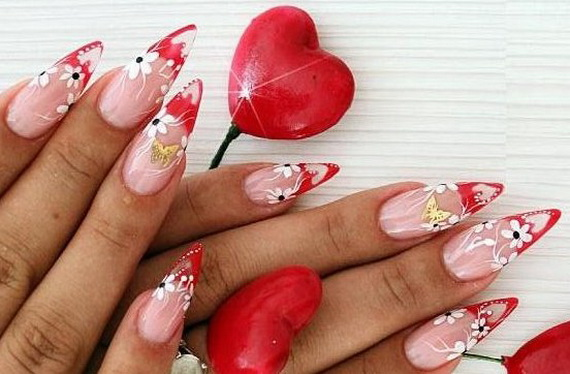 Valentine Holiday Nail Art Designs Family Holidayguide To