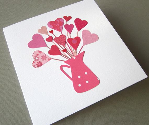 valentine art and craft