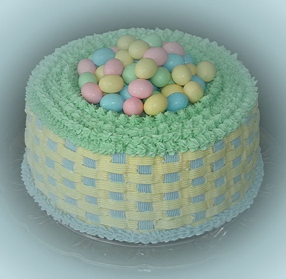 or symbolize easter in many countries easter s cakes are one the main ...