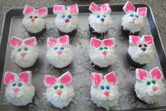 Easter and Spring Cupcake Decorating Ideas - family ...