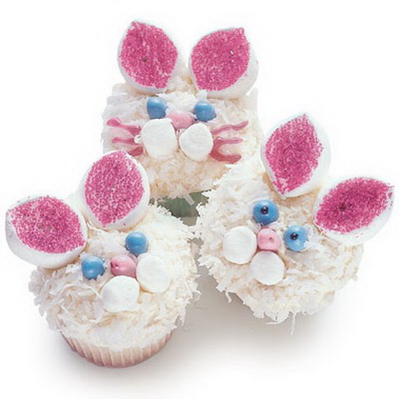 Easter And Spring Cupcake Decorating Ideas Family