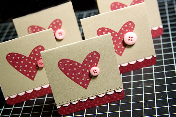 Simple and Creative Valentines Day Cards Ideas family holiday – Hand Made Valentine Day Cards
