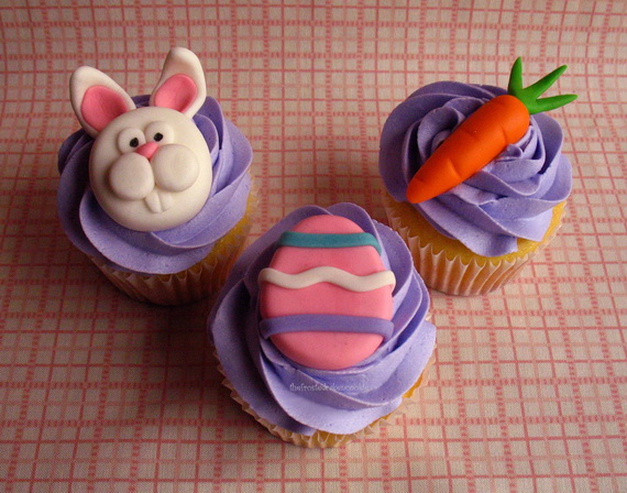 Cute Easter Cake and Cupcake Decorating Ideas - family holiday.net ...