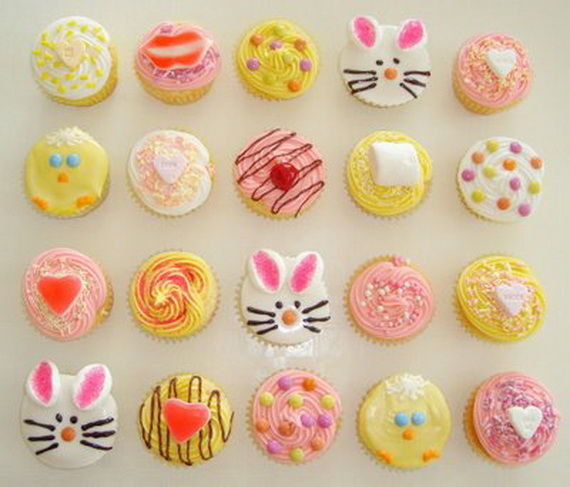 Easy Easter Cupcakes For Kids and Adults - family holiday ...