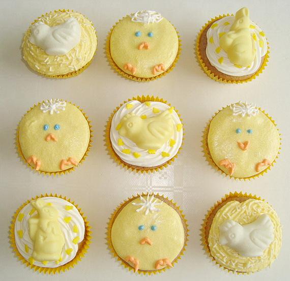 Easter Bunny Cupcake Amp Cake Decorating Ideas