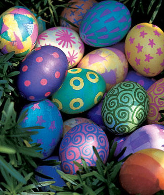 Decorating Easter Egg Ideas Family To