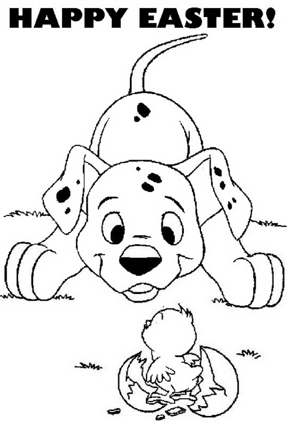 Related Posts Easter Bunny Coloring Pages For Kids