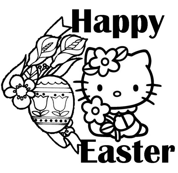 family fun easter coloring pages - photo#15