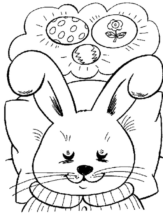 family fun easter coloring pages - photo#27