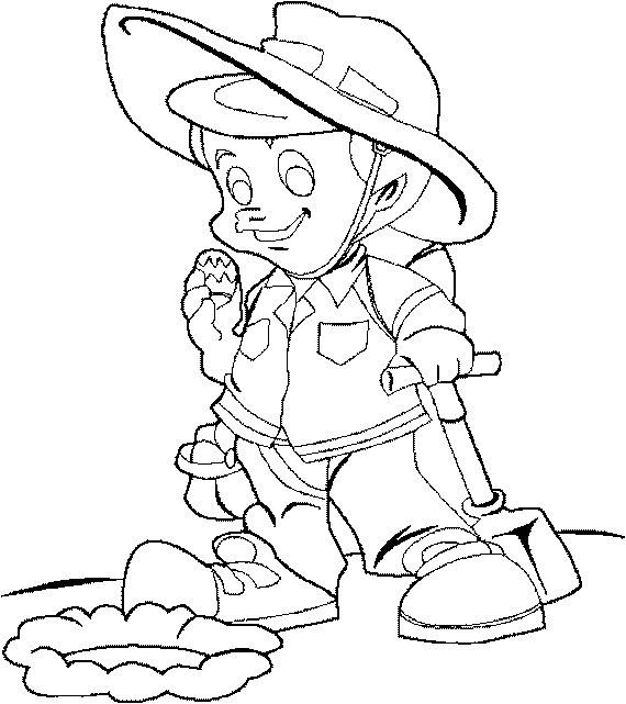 family fun easter coloring pages - photo#16