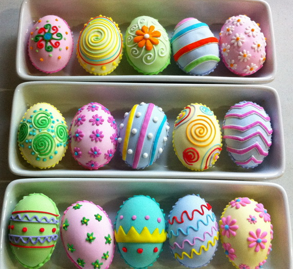 easter holiday egg decorating ideas family