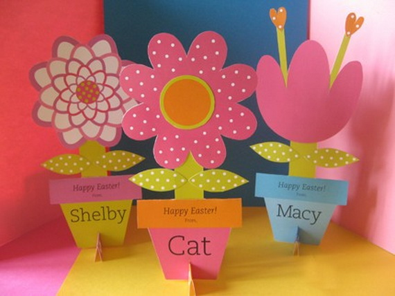 Easter Holiday And Spring Crafts Activities