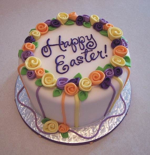 Easter Mini Cakes Decoration Ideas - family holiday.net ...