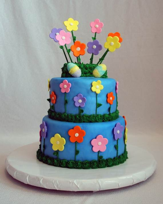 Easter Cake Decorating Ideas Cute Easter Cakes And Easter Egg Cake