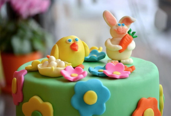 Easter Cake Decorating Ideas  family holidaynetguide to