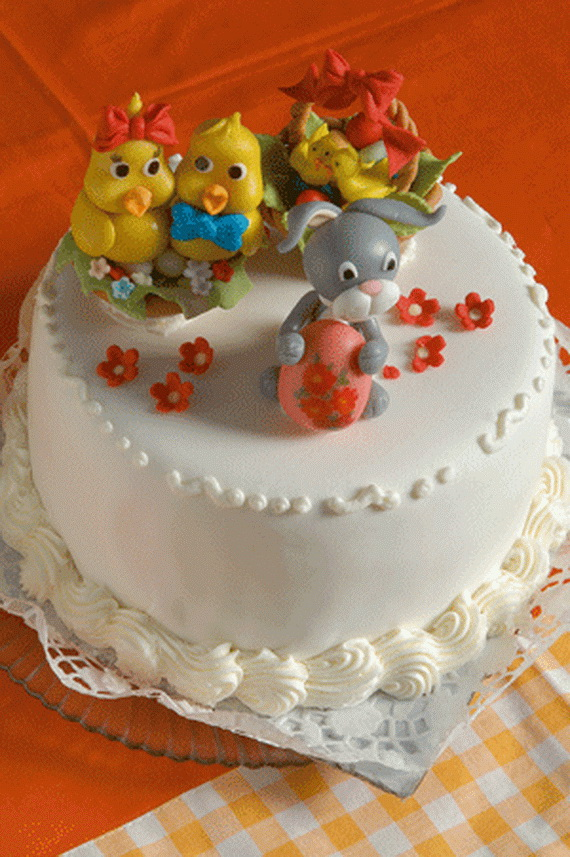 Easter Cake Design Ideas : Easter Cake Decorating Ideas - family holiday.net/guide to ...