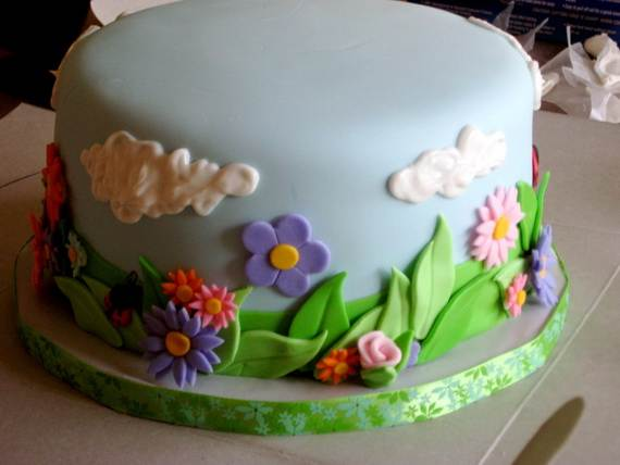 Easter Cake Design Ideas : Easter Mini Cakes Decoration Ideas - family holiday.net ...
