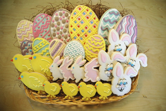 Easter Cookies Decorating Ideas Family Holiday Net