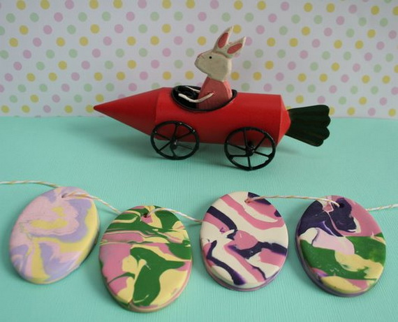 Easter Hoiday Crafts Polymer Clay Ideas Crafts For Kids Family