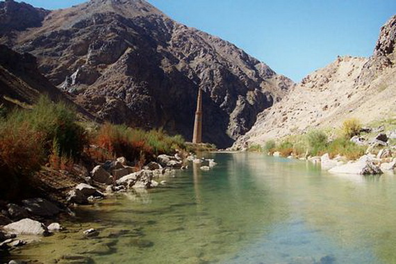 World Heritage Sites The Minaret Of Jam Afghanistan