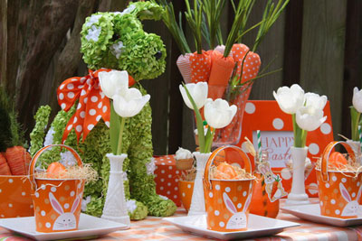 Super Elegant  Easter Holiday Decorations_59