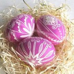 Easter Holiday Egg Decorating Ideas