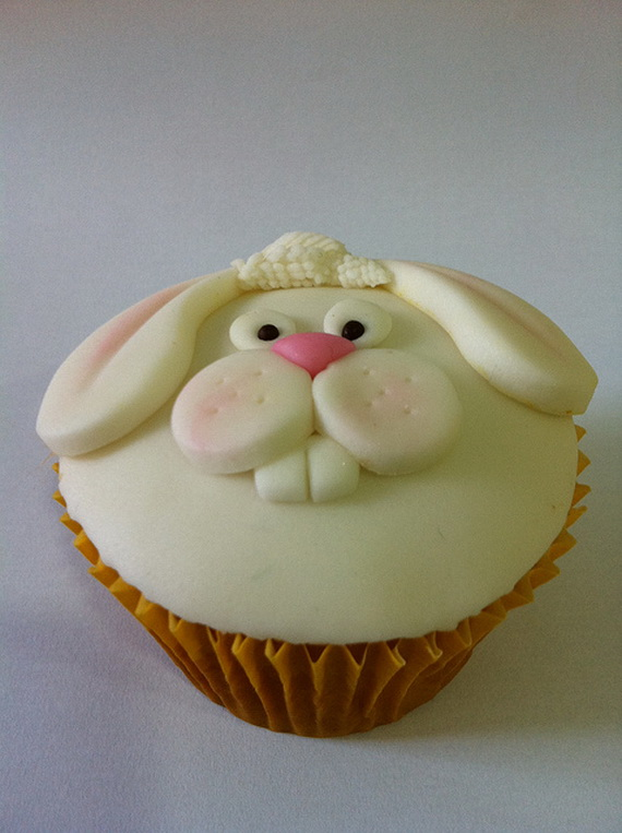 Easter Bunny Cupcake & Cake Decorating Ideas - family ...