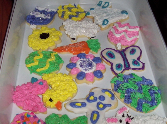 Easter Cookies Decorating Ideas Family Holiday Net Guide To Family Holidays On The Internet