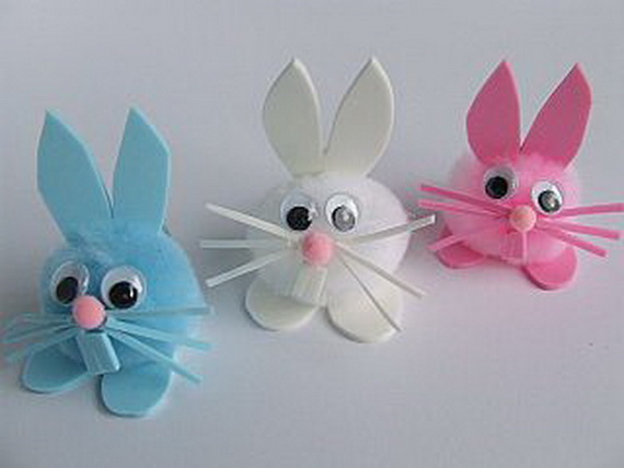Easter Bunny Crafts for Kids   family holidaynetguide to family wR5Hzllr