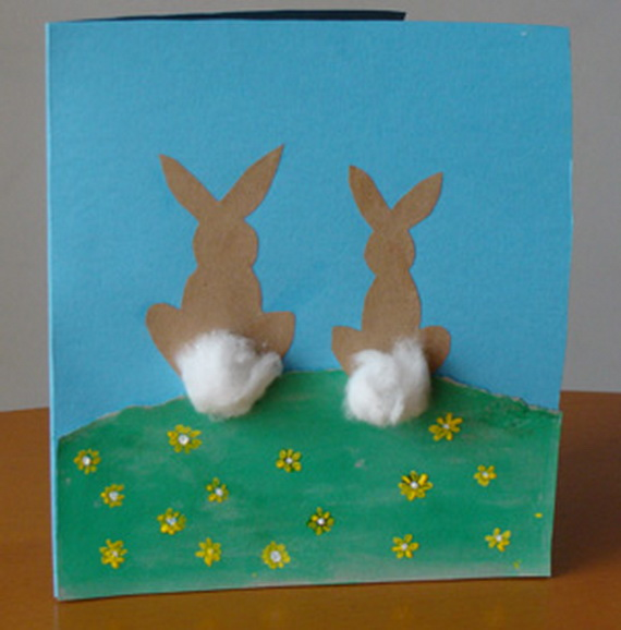 Easter Bunny Crafts for Kids   family holidaynetguide to family nmNd3yqI