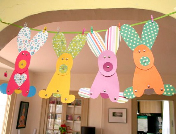 Easter Bunny Crafts for Kids - family holiday.net/guide to ...