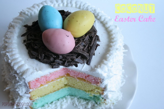 Cake Decorating Ideas For Easter : Easter Cake Decorating Ideas - family holiday.net/guide to ...