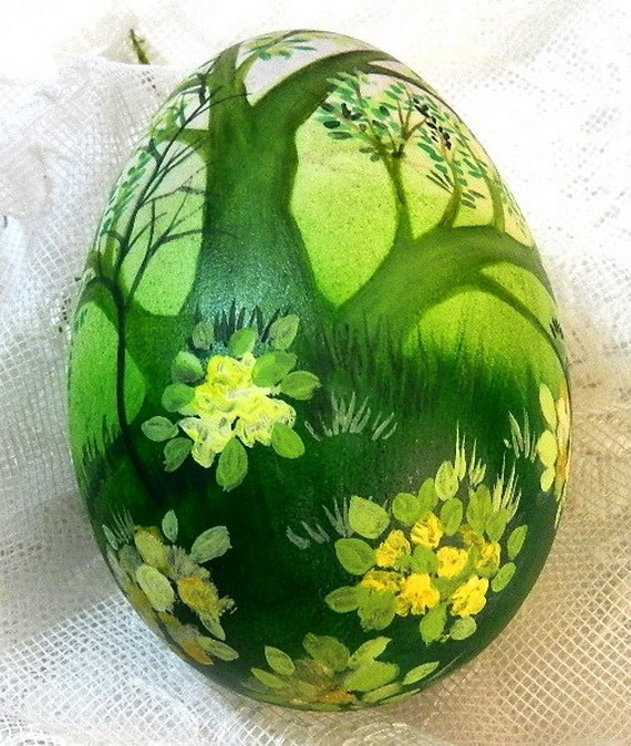 Cool Small Easter Egg Crafts
