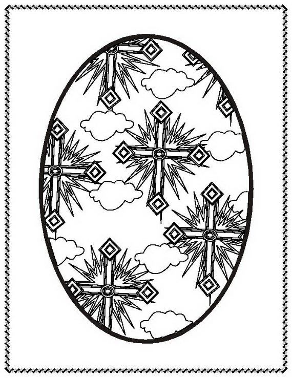 easter holiday eggs coloring pages for kids family to family holidays on. Black Bedroom Furniture Sets. Home Design Ideas