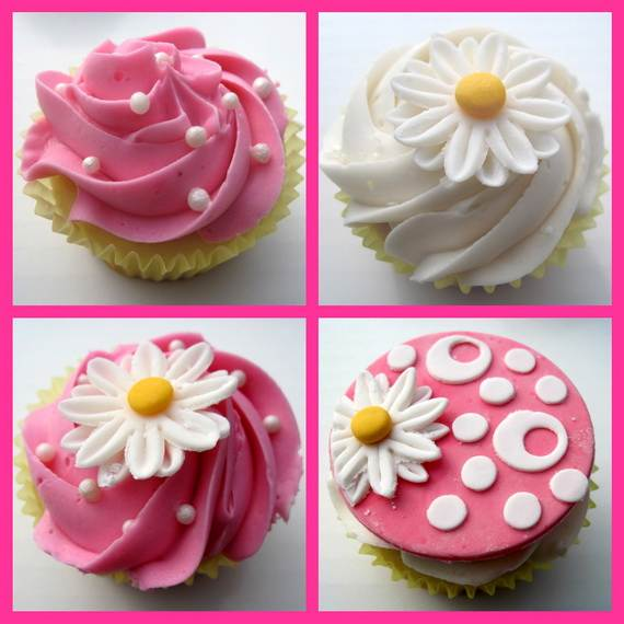 Holiday Cupcakes, Mothers' Day Cupcake Ideas | Family Holiday