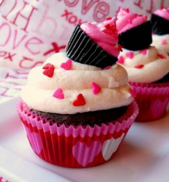Cupcake decorating ideas for mom on mothers day family Cupcake decorating ideas