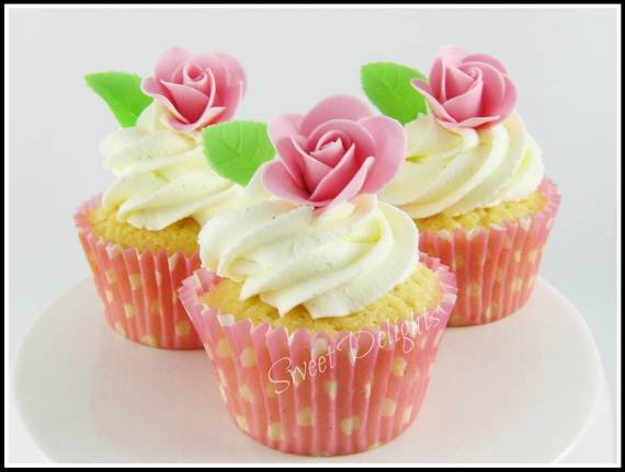 Cupcake Decorating Ideas For The Holidays : Cupcake Decorating Ideas On Mothers Day - family holiday ...