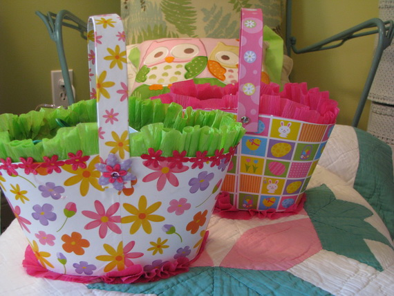 Decorating Ideas For Easter Holiday Basket Family Holiday Net