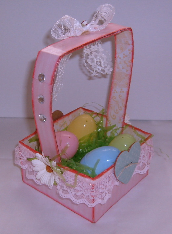 Decorating Ideas For Easter Holiday Basket - family holiday ...
