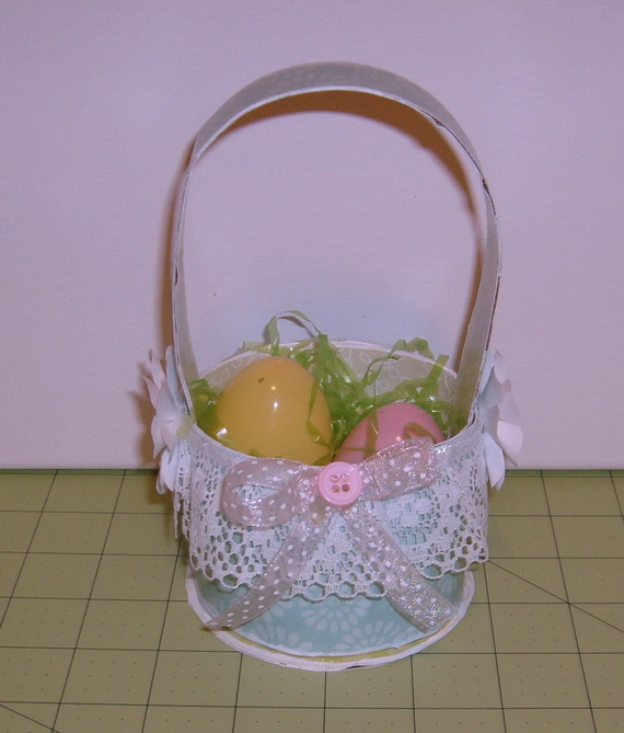 decorating ideas for easter holiday basket family
